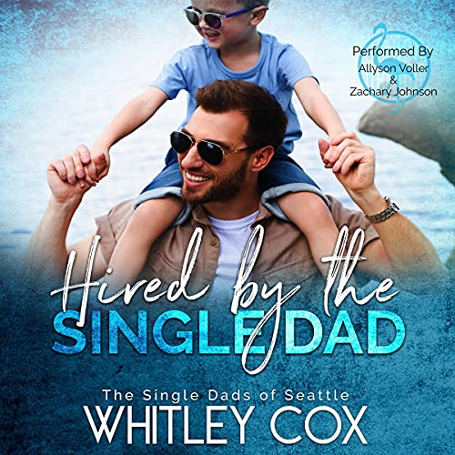 Hired by the Single Dad cover art