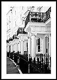 MCTEL Notting Hill Street Poster
