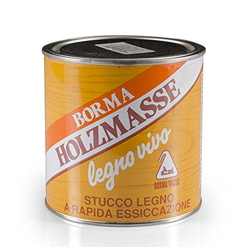 BORMA Holzmasse 250 ml Kitt auf Holzmehl-Basis -verschiedene Farben zur Auswahl- (30 Kirschbaum)