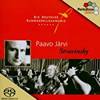 Stravinsky: L' Histoire du Soldat suite / Dumbarton Oaks Concerto / Concerto in D / Suite Nos. 1 & 2 for Small Orchestra, etc. by STRAVINSKY (2004-03-23)