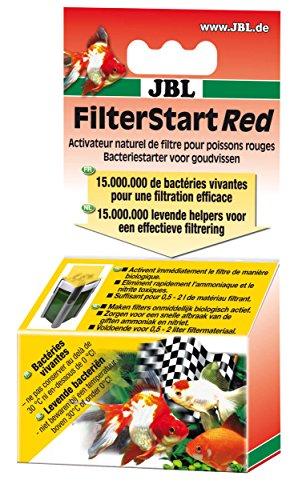 JBL Filterstart Red Traitement de l'eau pour Aquariophilie 1 Unité