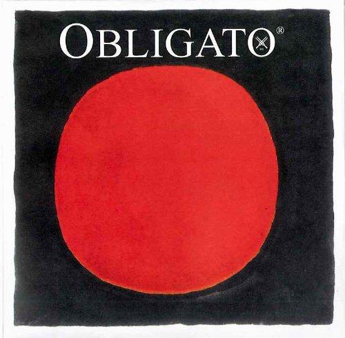 CUERDA VIOLIN - Pirastro (Obligato 313121) (Acero/Oro) 1ª Bola Medium Violin 4/4