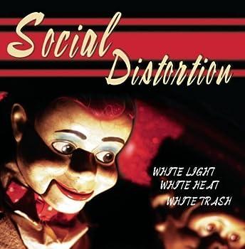 White Light White Heat White Trash by SOCIAL DISTORTION  1996-09-17