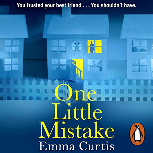One Little Mistake audiobook cover art