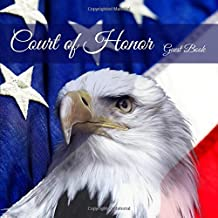 Court of Honor Guest Book