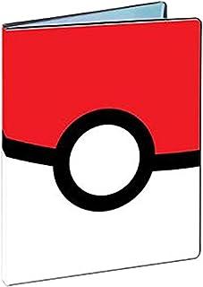 Ultra Pro Pokemon Poke Ball 9-Pocket Portfolio