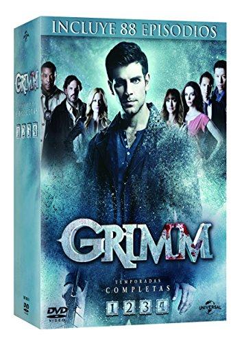 Pack Grimm - Temporadas 1-4 [DVD]
