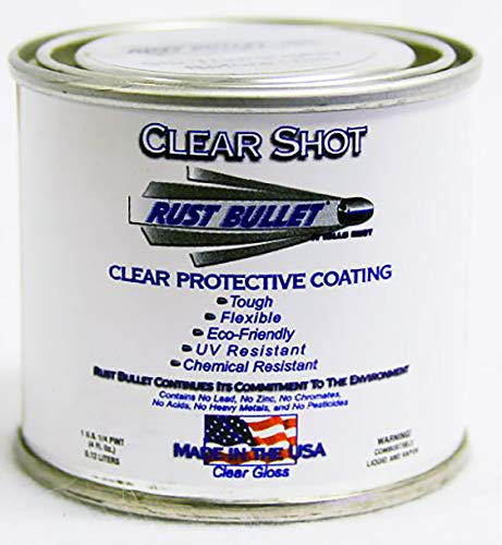 Rust Bullet Clear Shot (4 oz Can) – Superior Clear...