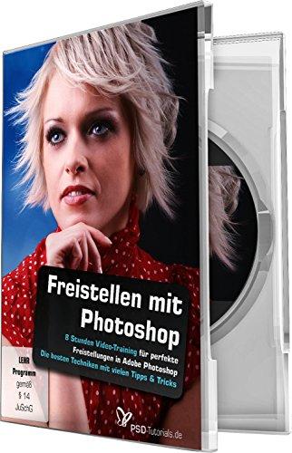Preisvergleich Produktbild Freistellen mit Photoshop (Win+Mac+Tablet)
