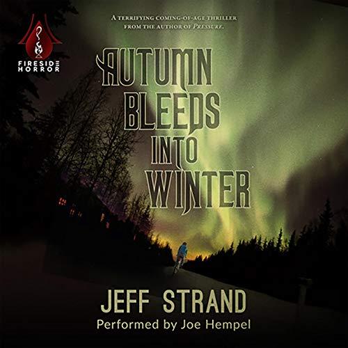 『Autumn Bleeds into Winter』のカバーアート