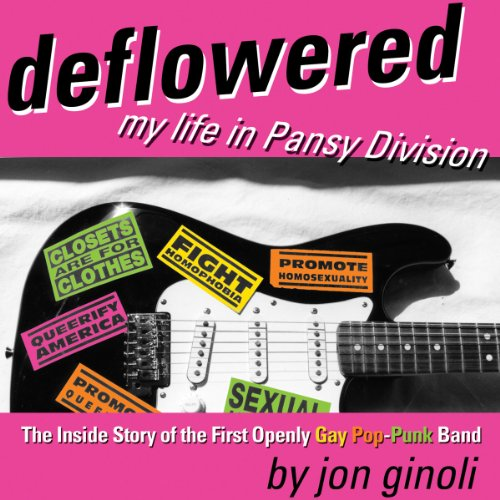 Deflowered audiobook cover art