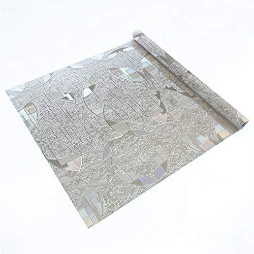 Lámina estática ventana con arco iris Ref LEGER Vinilo decorativo estático privacidad, 99% protección solar UV. Antiácaros. Fácil colocación. Sin adhesivo. Reutilizable. Film cristal, mampara 46x150cm