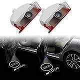 Für Mercedes Benz GLK X204 A B Klasse W168 W169 W245 Auto Logo Tür Welcome Lampe Laser Projektor Lichter Auto Ghost Shadowelligern Willkommen Licht