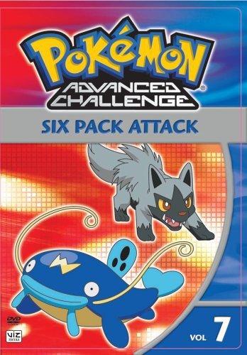 pokemon advanced vol 7 - 1