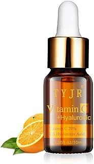 Essential Oil, Lotus.flower Vitamin C Liquid Serum Anti-aging Whitening VC Essence oil (10ml)
