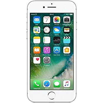 Apple iPhone 7, Smartphone 32 GB, Plata (Reacondicionado): Amazon ...