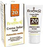 Fleurymer Crema Solar Facial Spf-20 Tubo 80Ml. 1 Unidad 80 ml
