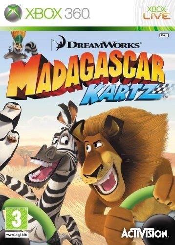 Madagascar: Kartz (Xbox 360) [Importación Inglesa]