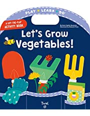 Let's Grow Vegetables! (Play Learn Do)