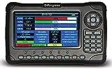 Diprogress DiProgress MAX 2, Misuratore Combo Tv/Sat/Fibra, 22 x 27 x 7 cm, 1, Nero