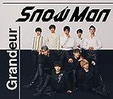 Grandeur(CD+DVD)(初回盤A) - Snow Man