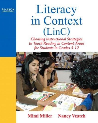 Literacy in Context (LinC): Choosing Instructional...