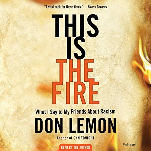Page de couverture de This Is the Fire