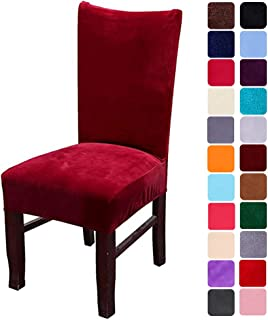 Best dining room chair covers long Reviews