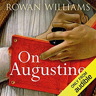 On Augustine audiobook cover art