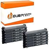 10 Bubprint Toner kompatibel für Brother TN-2320 TN-2310 für DCP-L2500D DCP-L2520DW HL-L2300D HL-L2340DW HL-L2360DN HL-L2365DW MFC-L2700DN MFC-L2700DW Schwarz