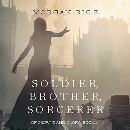 Soldier, Brother, Sorcerer cover art