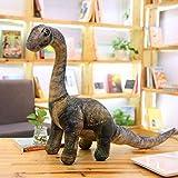 XINRUIBO World Dinosaur Plush Toys Simulation Plush T-rex/Seismosaurus/Stegosaurus/Spinosaurus Kids Toys Animal Doll 72cm Seismosaurus Spinosaurus Toy (Color : Seismosaurus, Size : 70cm)