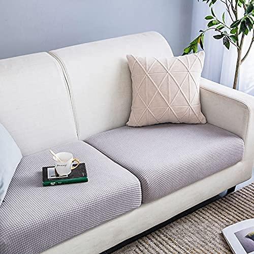 Fundas para sofá Funda de sofá Funda de cojín Protector de sofá Fundas de cojín para sofá y Asiento Protector para Sala de Estar, Durable y Lavable Protector de Muebles para cojín de sofá con Fondo