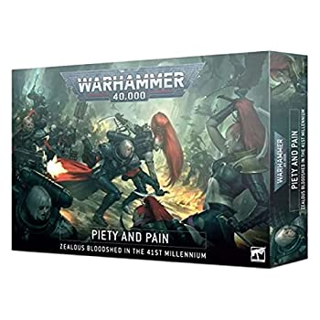 Games Workshop - Warhammer 40,000  Piety and Pain