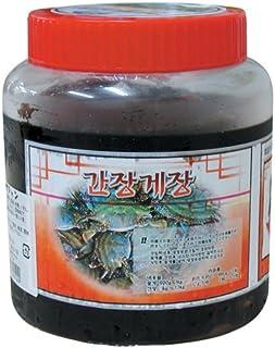 【★クルー便】ケジャン(醤油味) 1kg■韓国食品■韓国キムチ/おかず■自家製