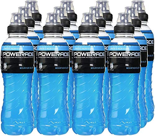 POWERADE MOUNTAIN BLAST DRINK CL 50 X 12