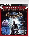 Batman: Arkham Asylum Game of the Year Edition PS3 [Edizione: Germania]