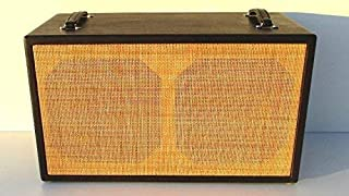 Cassa in legno per amplificatore da chitarra 2x12