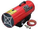 Rotek Gas-Direktheizer mit 50 kW Heizleistung und...