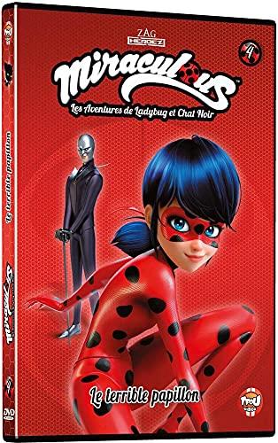 Miraculous, les aventures de LadyBug et Chat Noir - 4 - Le terrible Papillon [Italia] [DVD]