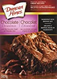 Duncan Hines Premium Brownie Mix, Chocolate Decadence, 595g