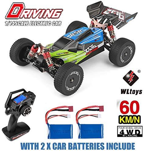 MODELTRONIC Coche RC Profesional Buggy Wltoys XKS 144001