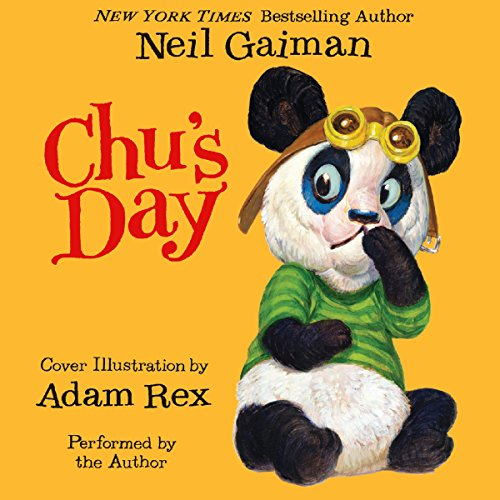 Chu's Day audiobook cover art