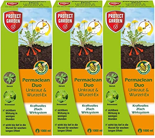 PROTECT GARDEN 3 X 1L Permaclean Duo