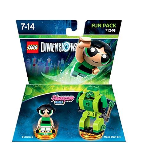Warner Lego Dimensions Fun Pack Powerpuff