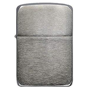 Zippo Black Ice 1941 Replica Pocket Lighter