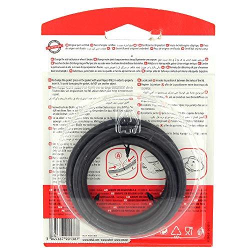 SEB Joint 10l a 22l alu/INOX d=268 pour Autocuiseur, Cocotte