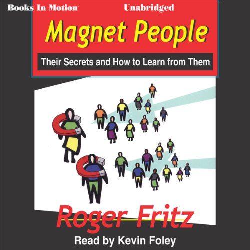 Magnet People audiobook cover art
