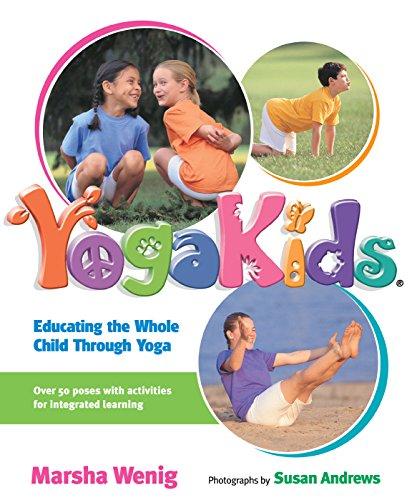YogaKids: Educating The Whole Child Through Yoga (English Edition)
