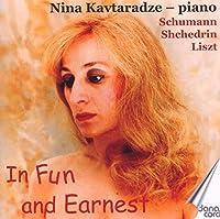 In Fun and Earnest Schumann/Li